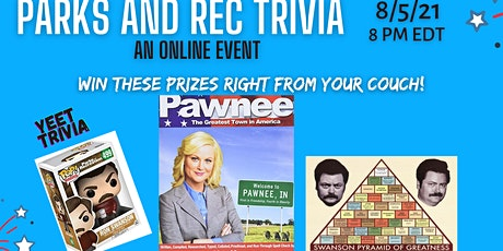 Parks and Rec Trivia tickets