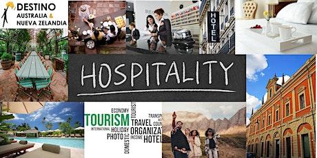 ¿Quieres estudiar Hotelería, Turismo o Gestión de Eventos en el extranjero? boletos
