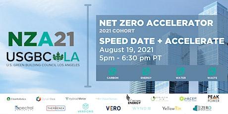 Net Zero Accelerator Meet & Greet tickets