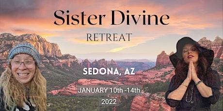 Sister Divine Sedona Retreat 2022 tickets