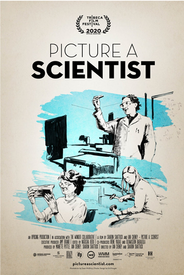 Picture A Scientist: Discussion on Sexual Discrimination image