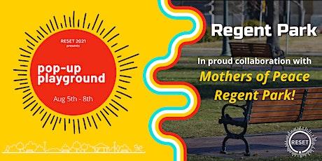 Reset's Pop-Up Playgrounds - Regent Park tickets