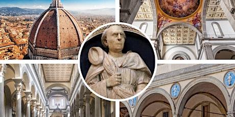 FREE WEBINAR | Italy's Great Artists: Brunelleschi tickets
