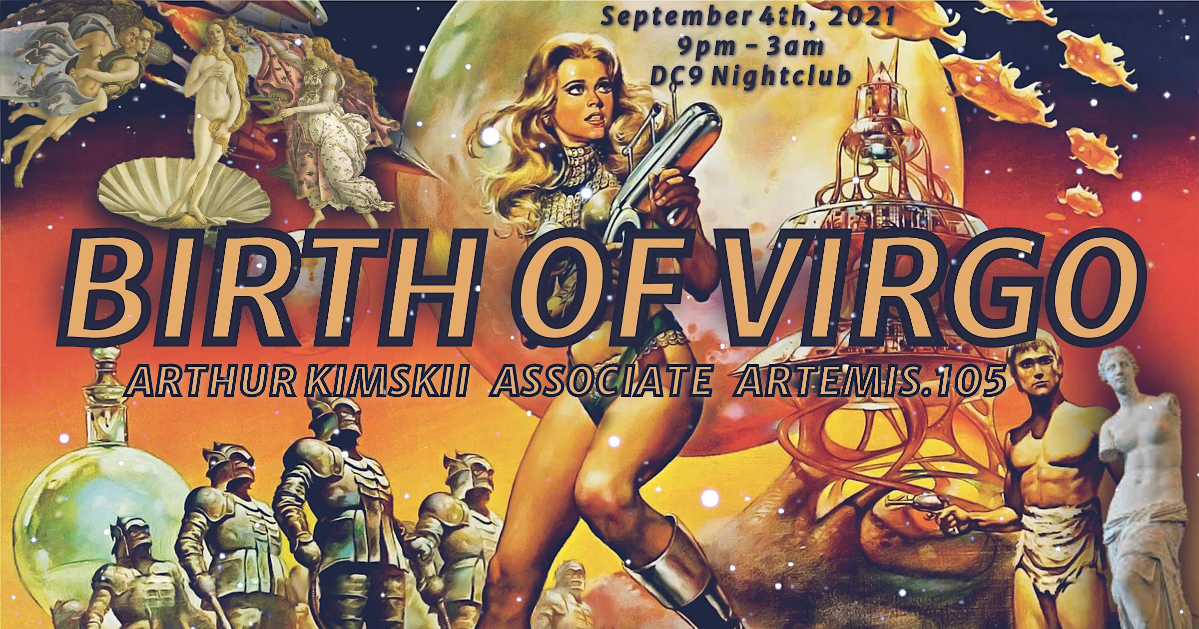 Birth of Virgo