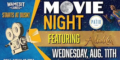 Free Movie Night on the Patio- Aug 11th tickets
