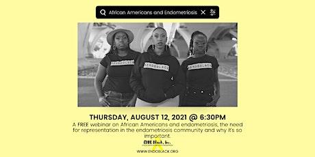 African Americans and Endometriosis Webinar tickets