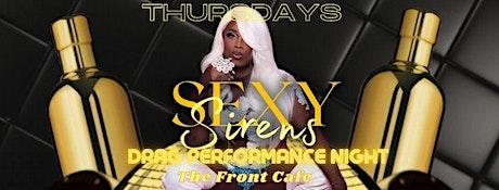 Sexy Sirens: Drag Performance Night tickets