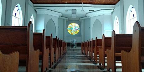 Igreja Adventista de Fpolis - Culto e ES - 31/07/2021 às 9h tickets