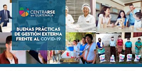 Sesión 2: Programa de Empresarialidad Responsable Frente al COVID-19 boletos