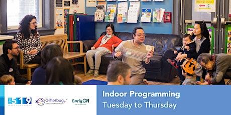 EarlyON Indoor Programming tickets