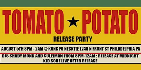 Tomato Potato Release Party tickets