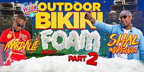 Shall Marshall &Marzville @ Outdoor  Bikini Foam Fest Part 2 tickets