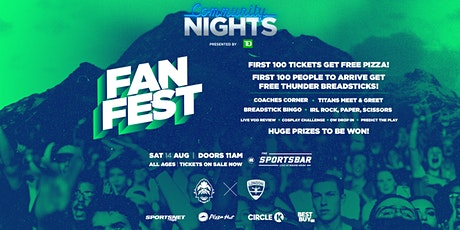 Vancouver Titans | Community Nights Presented by TD: Fan Fest tickets