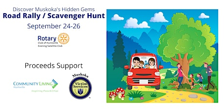 Rotary Road Rally / Scavenger Hunt tickets