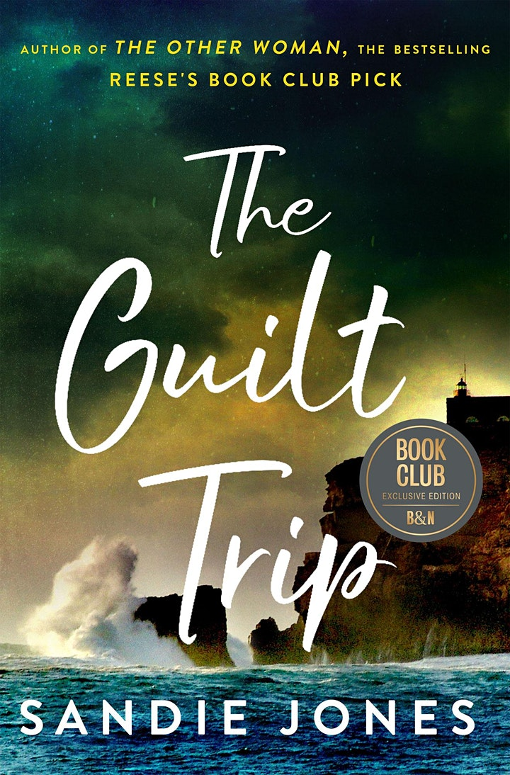 B&N Book Club Virtual Event: Sandie Jones discusses THE GUILT TRIP image