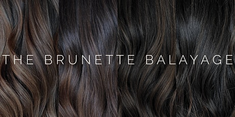 The Brunette Balayage - Look and Learn tickets