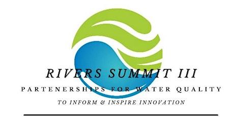 Rivers Summit III- Evening Social tickets
