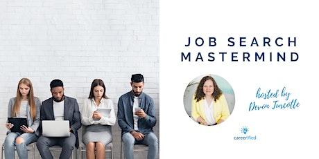 Job Search Mastermind tickets
