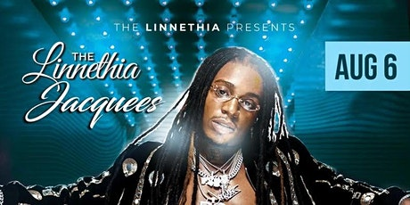 The Linnethia Presents: Jacquees tickets