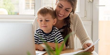 Redstone Webinar - Safeguarding Kids ID Online tickets