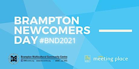 Brampton Newcomers Day #BND2021 tickets