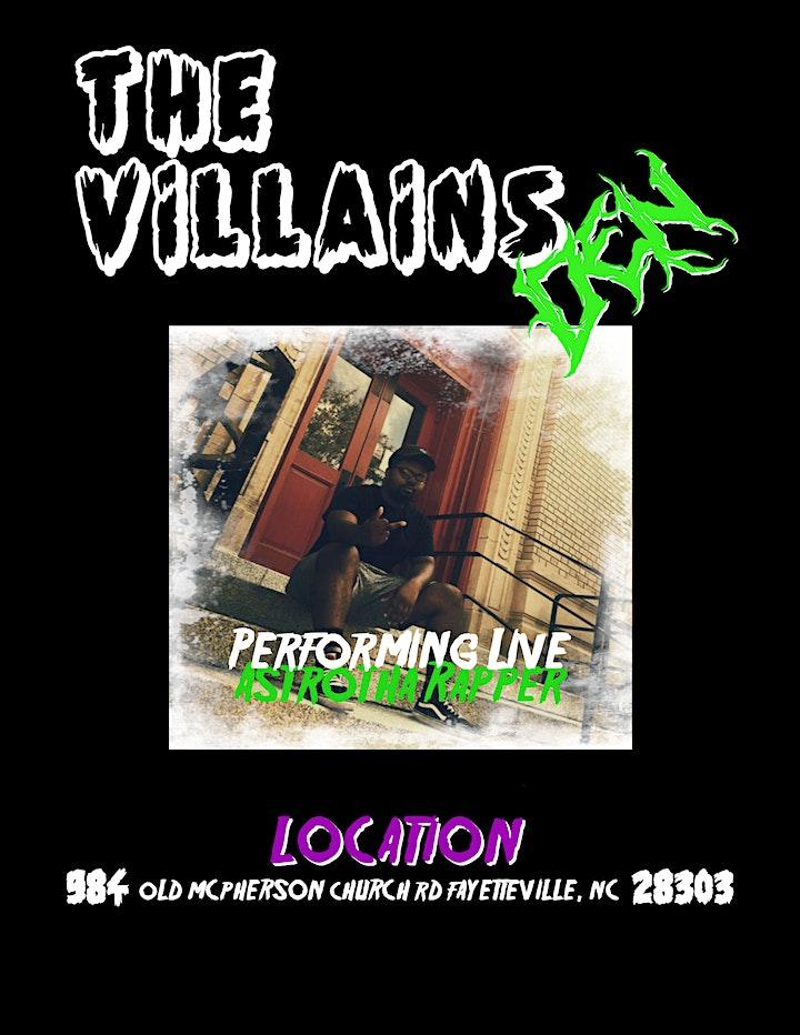 The Villains Den image