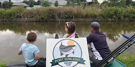 Free Let's Fish! - Chester - NEXT LEVEL - Learn to Fish session - PSAC tickets