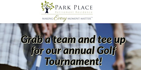 Charity Golf Tournament for Alzheimer's South West tickets