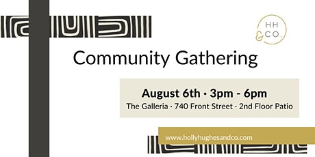 HH & Co. Community Gathering tickets