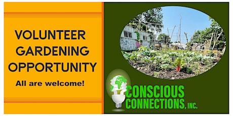 Volunteer Gardening Opportunity at CCI Urban Farm tickets