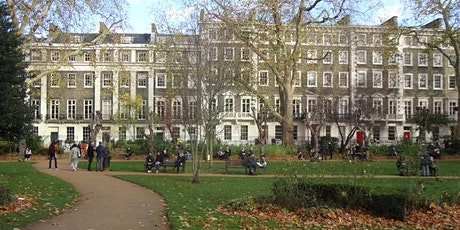 Walk: Bloomsbury - Groups, Squares & Triangles tickets