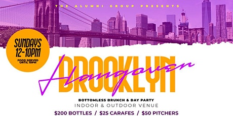 Brooklyn Hangover Brunch - New Year's Day Bottomless Brunch & Day Party tickets