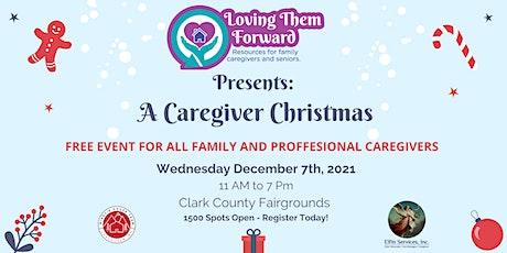 Caregiver Christmas 2021 tickets