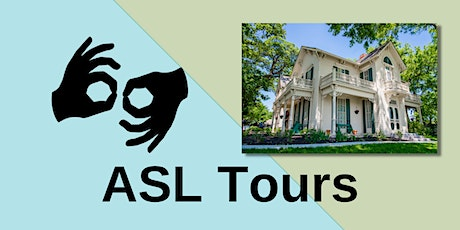 ASL Interpreted Guided Tours of the Jordan House Museum tickets