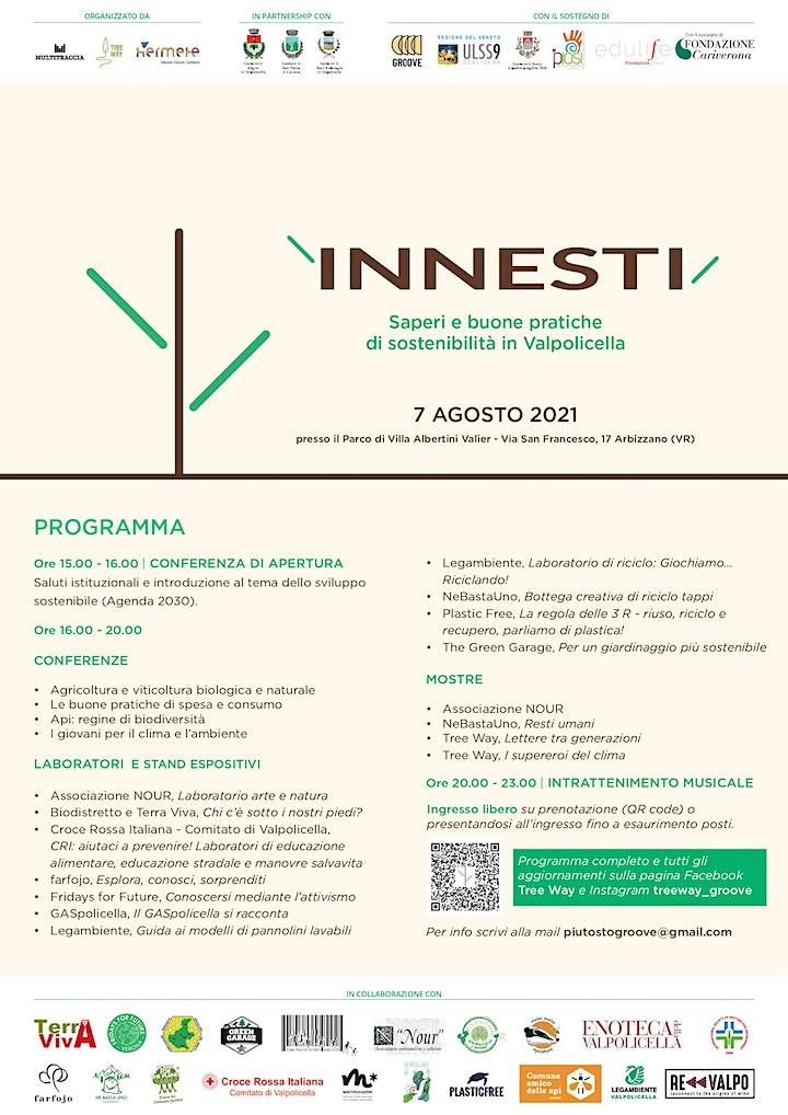 Immagine Innesti - Saperi e buone pratiche di Sostenibilità in Valpolicella