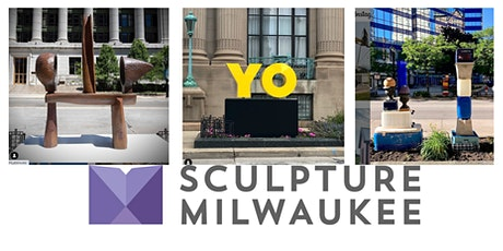 """Sculpture Milwaukee """"There is This We"""" guided walking tour tickets"""