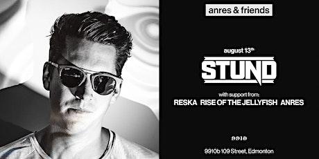 Anres + Friends ft. STUND tickets
