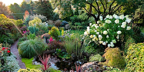 Staying Healthy and Well: MY OWN GARDEN with David Hobson tickets