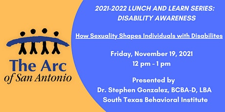 Lunch and Learn:  How Sexuality Shapes Individuals with Disabilities tickets