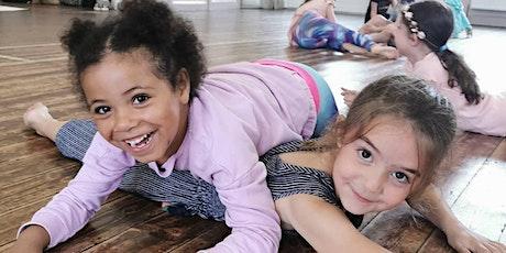 Little Wonders Dance Workshop 4 - 6yrs tickets