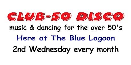 Club-50 Disco tickets