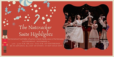 The Nutcracker Suite Highlights tickets