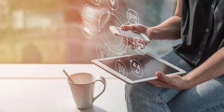Redstone Webinar - Digital Financial Services tickets