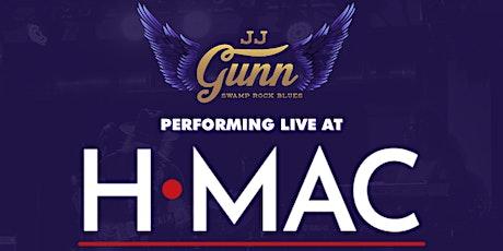 JJGunn returns to the Harrisburg Midtown Arts Center tickets