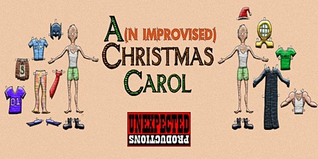 A(n Improvised) Christmas Carol 2021 tickets