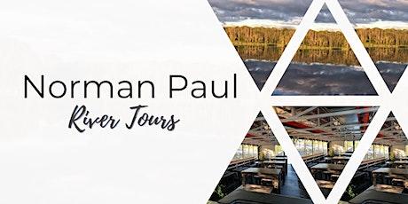 Norman Paul River Tour 9 August 2021 - 3 PM tickets