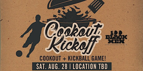 100 Black Men of Greater Washington DC Presents: Cookout Kickoff tickets