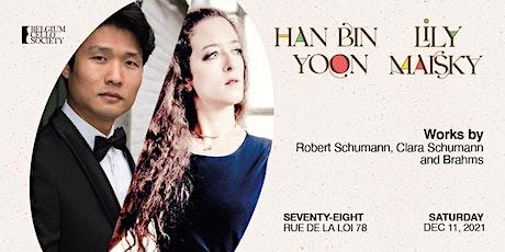 Han Bin Yoon & Lily Maisky tickets