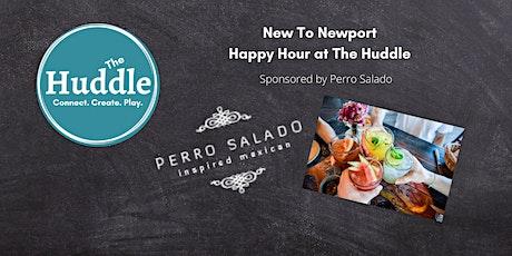 New to Newport Happy Hour Margarita Workshop tickets