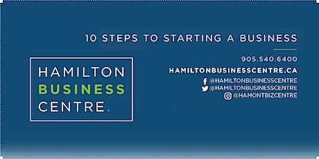 10 Steps to Starting a Business Webinar tickets